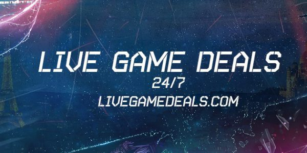 LiveGameDeals.com Launches! - 24/7 Live Game Deals Broadcasted on Deal Tracker